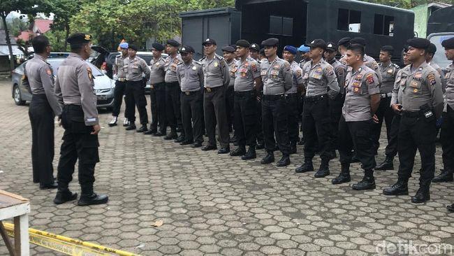 Berita Gudang Kotak Suara di Sumbar Terbakar, Polisi Perketat Pengamanan Minggu 16 Juni 2019