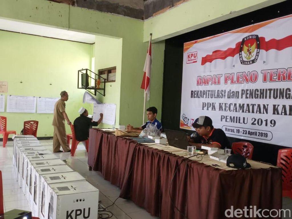 Dari 3.727 Pemilih, Jokowi Hanya Dapat 3 Suara di Ponpes Ini