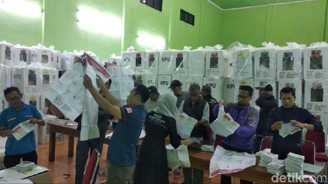 Berita Coblos Ulang 3 TPS di Malang Digelar 25 April Minggu 16 Juni 2019