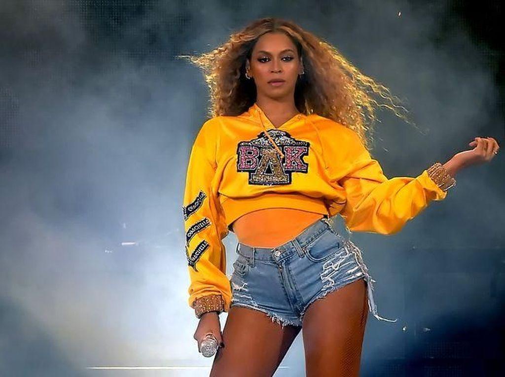 Beyonce Blak-blakan Soal Diet Ketatnya di Film Dokumenter Homecoming