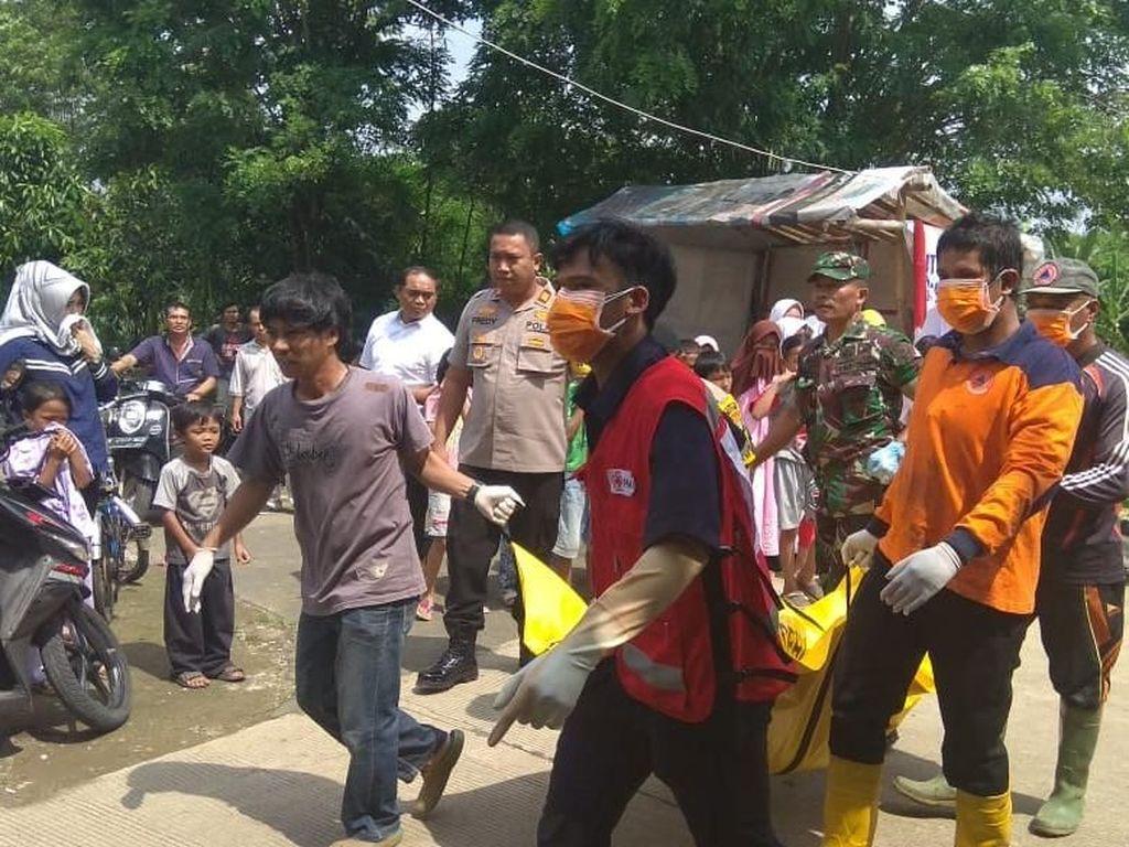 Mayat Lelaki Ditemukan Hanyut di Sungai Cisadane Tangsel