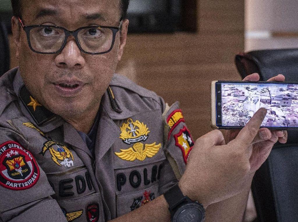 Polisi Tangkap Lagi Anggota JAD Bekasi: Mereka Berbahaya