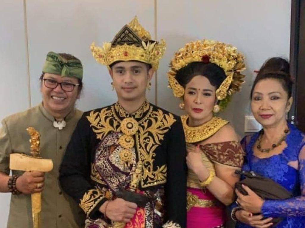 Absen di Pernikahan Ibunda dengan Ajun Perwira, Philopaz Asyik Nonton Endgame