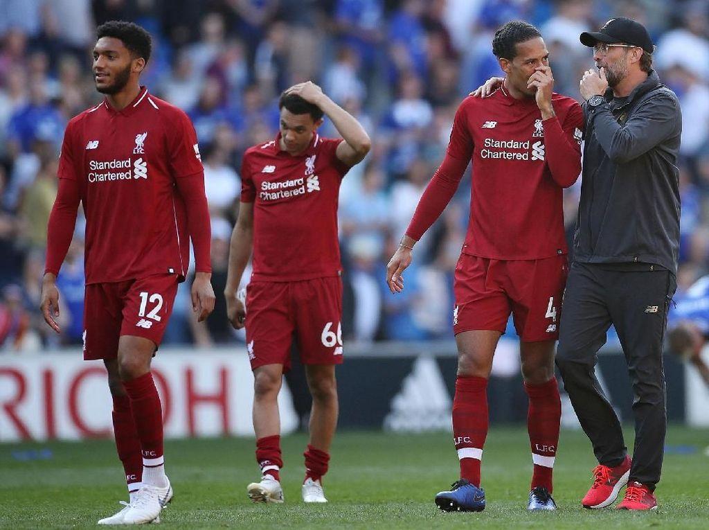 Jadwal Siaran Langsung Liverpool vs Huddersfield Town