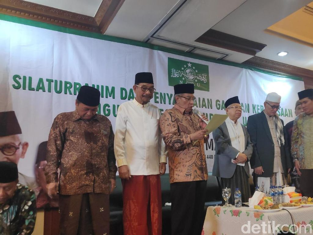 TKN Jokowi Apresiasi Amanat dari PBNU: Harus Direalisasikan