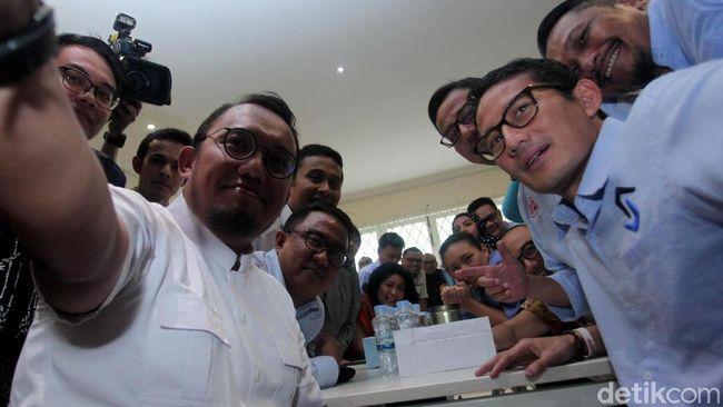 Berita Sandi Sudah Kembali, Minta C1 Terus Diawasi Senin 22 Juli 2019
