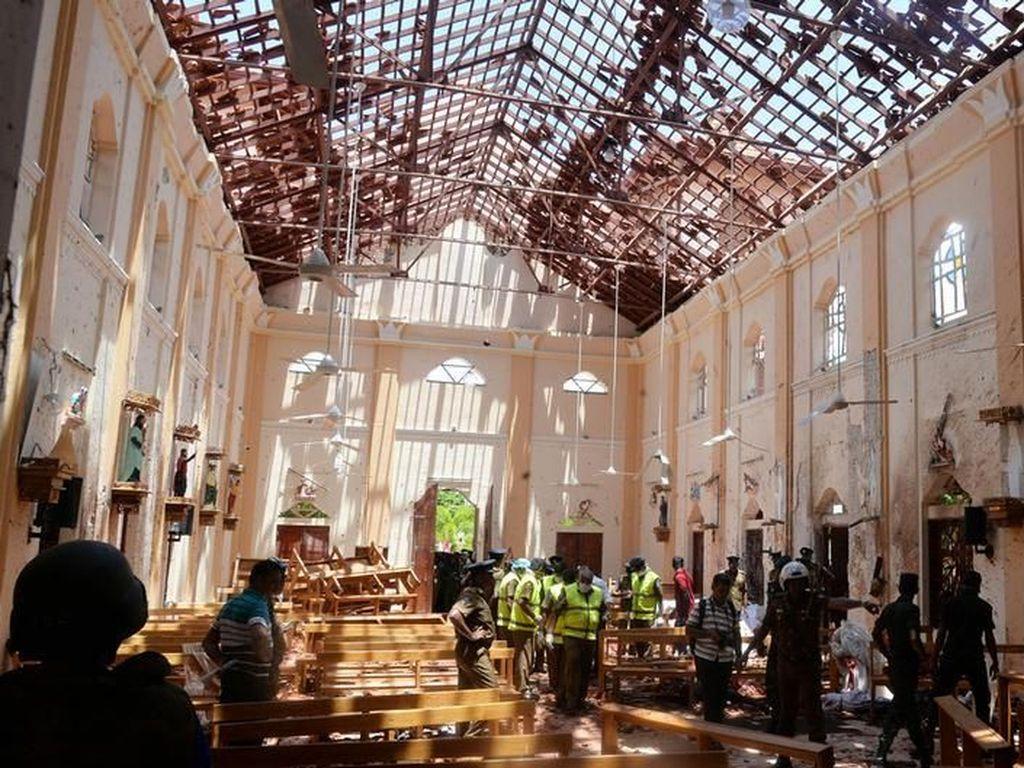 Media Sosial Diblokir Usai Bom Paskah Sri Lanka yang Tewaskan 290 Orang