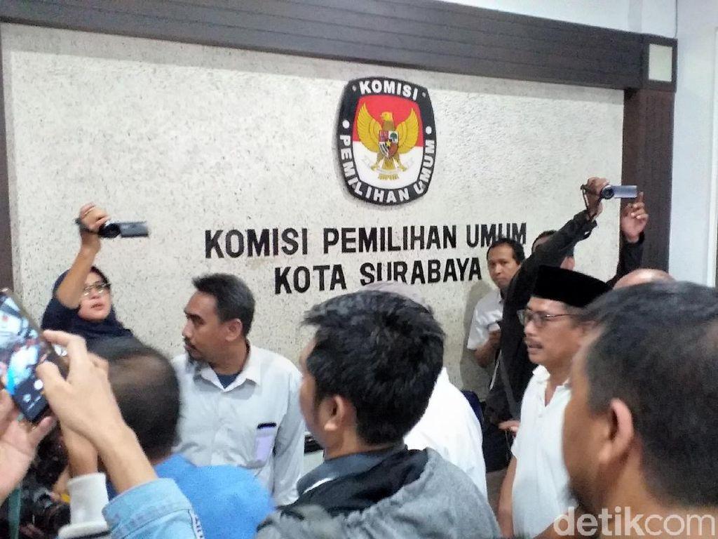 KPU Surabaya Ajukan Penundaan Pelantikan Satu Anggota DPRD Terpilih