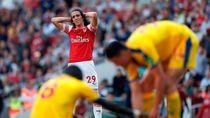 Buah Inkonsistensi, Arsenal Tumbang di Kandang