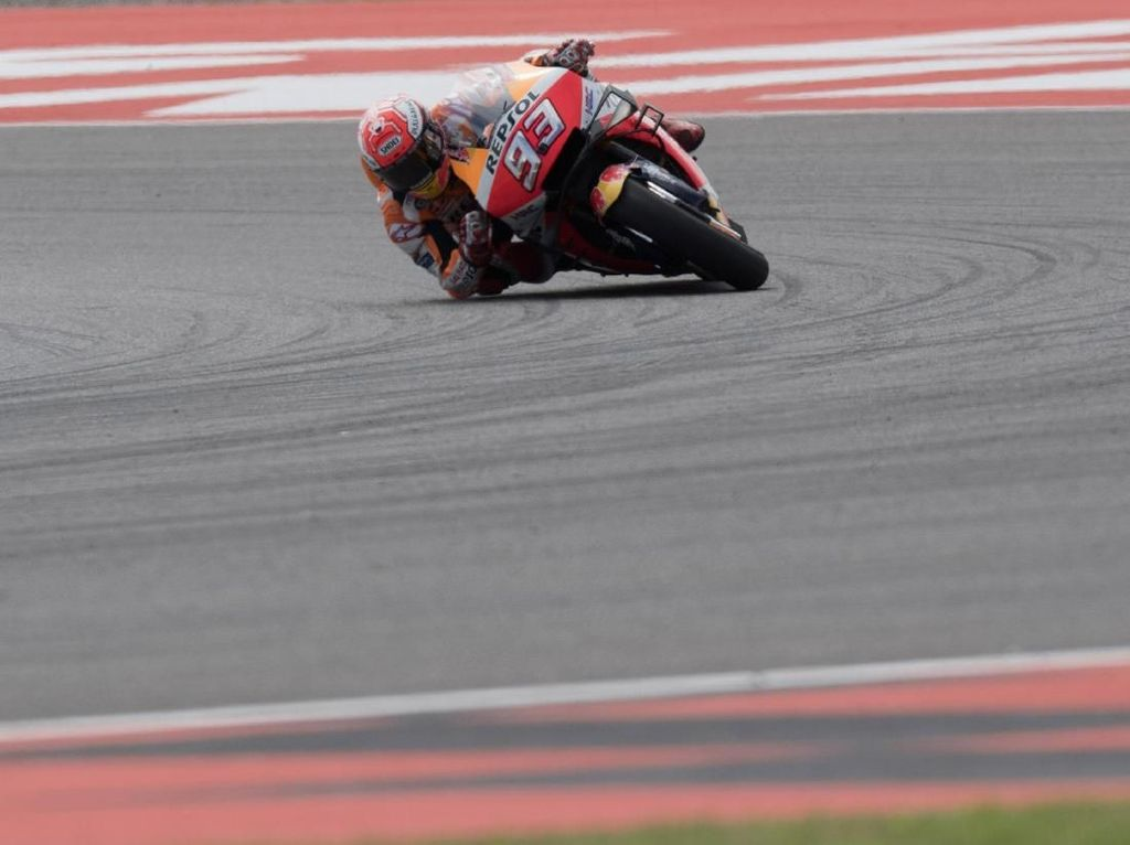 Crash Marquez Positif untuk Persaingan Juara MotoGP Musim Ini