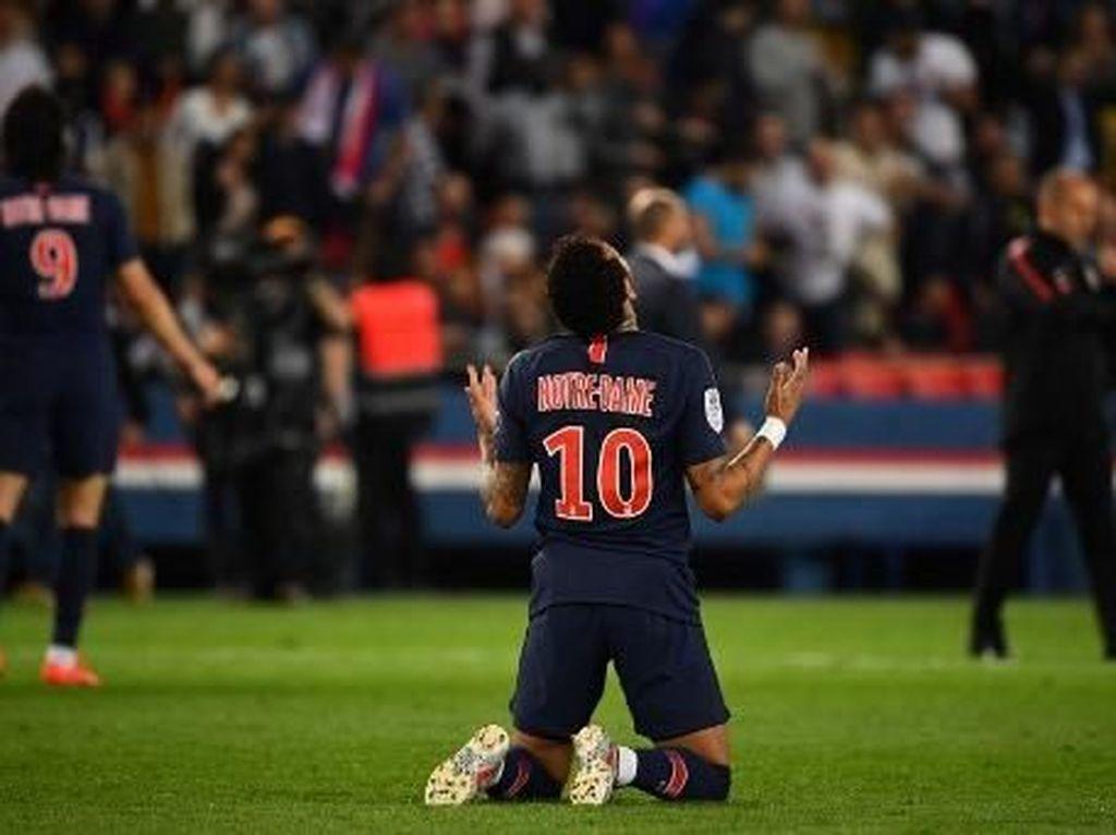 Mbappe Hat-trick dan Neymar Comeback di Laga Pesta Juara PSG