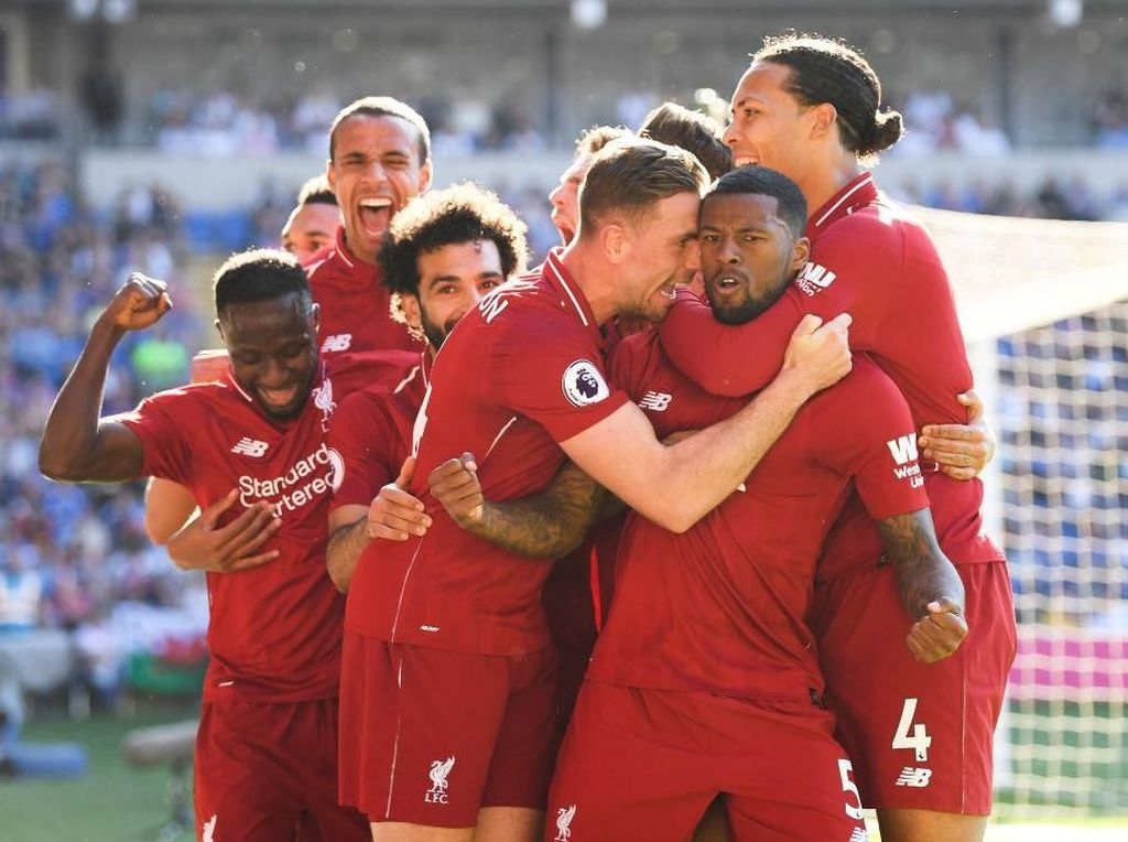 Wijnaldum Akan Kecewa Berat Kalau Kembali Dicadangkan Liverpool