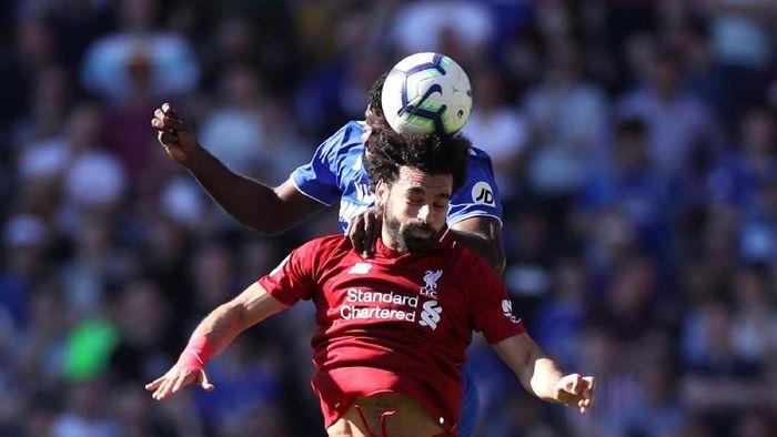 Tayangan Liga Inggris 2019/2020 bisa diakses lewat tv berbayar. (Foto: Reuters)