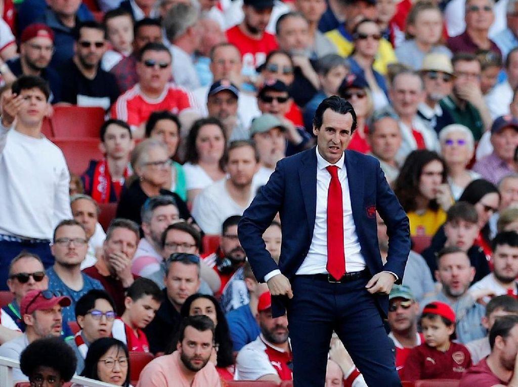 Arsenal Dihukum Bola-bola Mati Crystal Palace