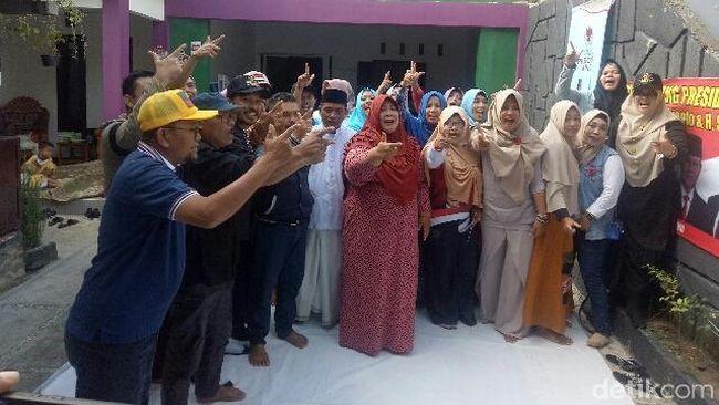Berita Relawan Pendukung Prabowo-Sandi di Banyuwangi Deklarasi Kemenangan Minggu 16 Juni 2019