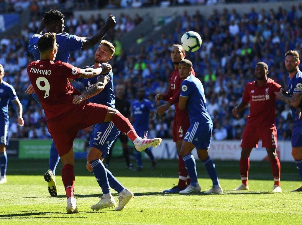 10 Fakta Laga Cardiff vs Liverpool: Rekor Poin dan Laju Kencang The Reds