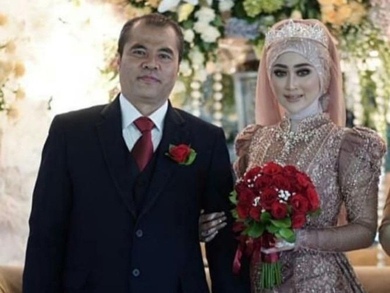 Mantan Bupati Garut Aceng Fikri menikah lagi. (Foto: istimewa)