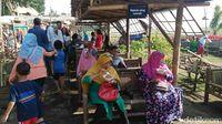 Unik! Purworejo Punya Pasar di Tengah Sawah