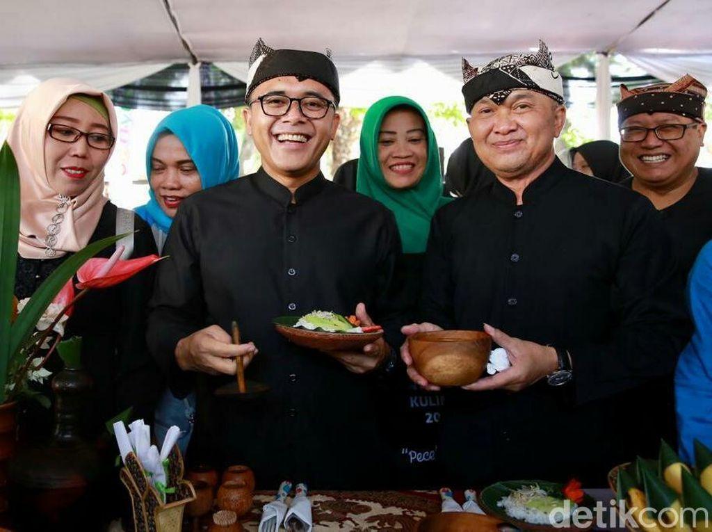 Meriahnya Festival Kuliner Banyuwangi Bareng Vania Wibisono