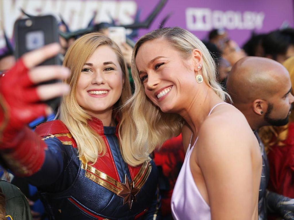 Captain Marvel 2 Ganti Tim Produksi, Brie Larson Tetap?