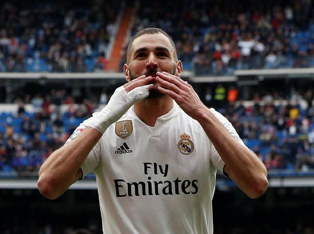 Benzema Lebih Tajam Ketimbang Ronaldo Musim Ini