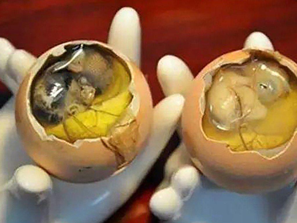 Bola Mata Babi Panggang hingga Telur Rebus Urin, Ini 10 Makanan Ekstrim China