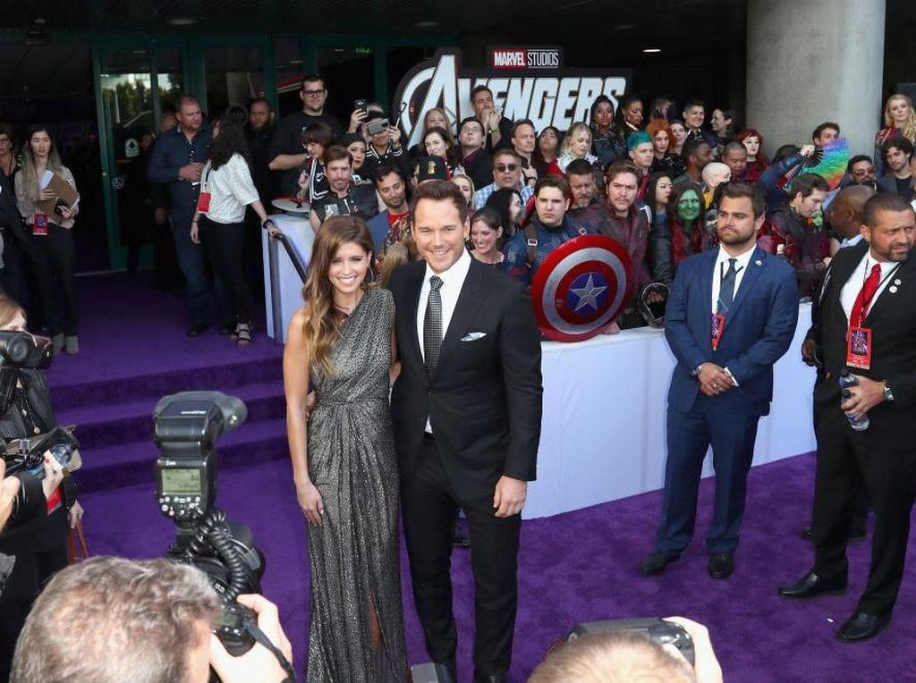 Aaliyah Massaid, Syifa Hadju hingga World Premiere Avengers: Endgame