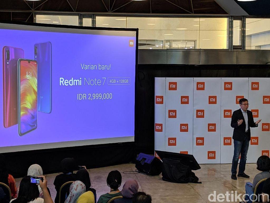 Mi Fans Sudah Tahu? Redmi Note 7 Punya Varian Baru