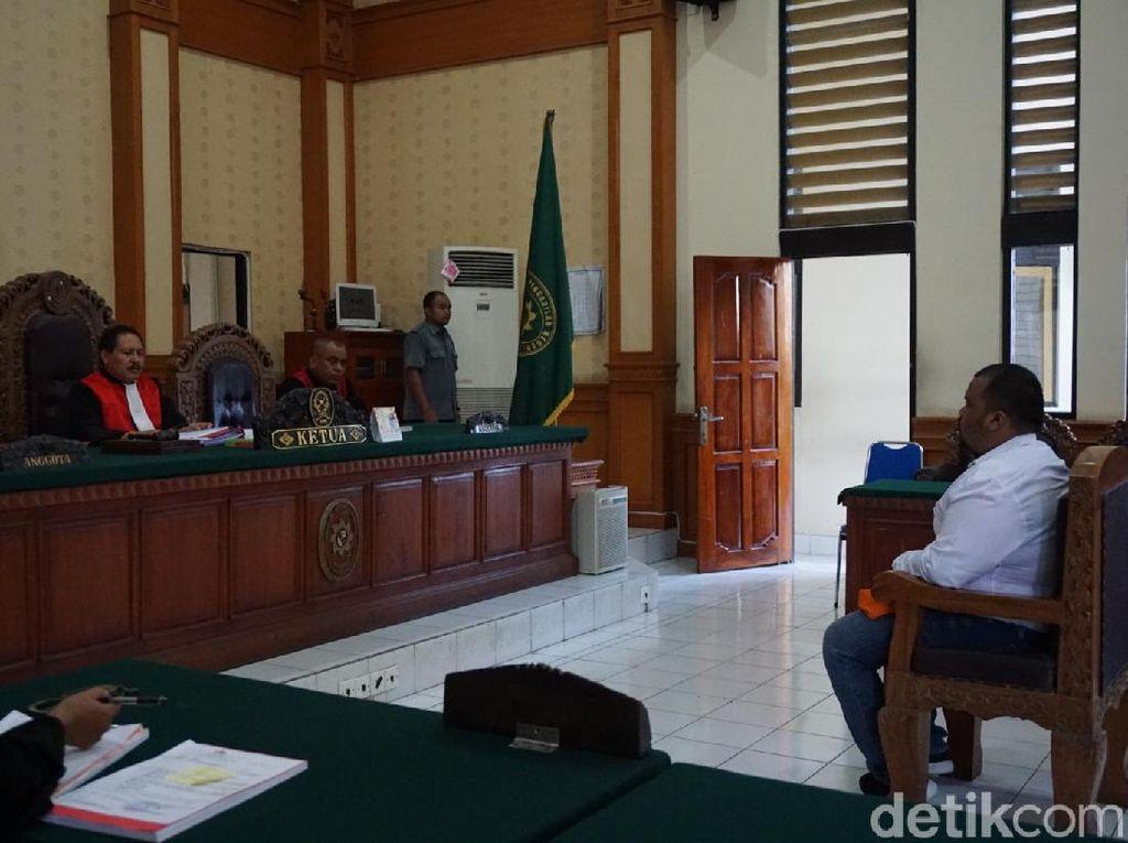 Kasus Narkoba, Anak Ketua DPRD Klungkung Divonis 8 Bulan Bui