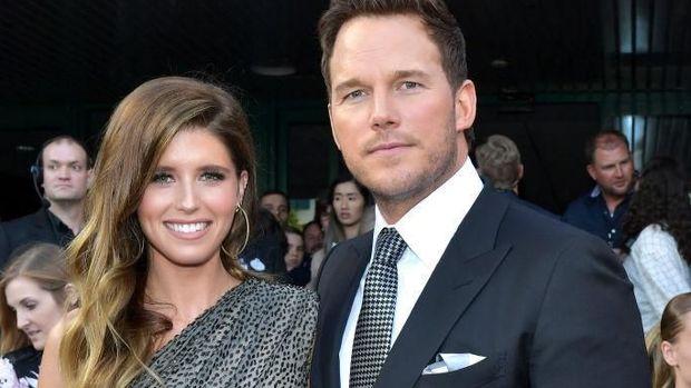 Chris Pratt menikah dengan Katherine Schwarzenegger/
