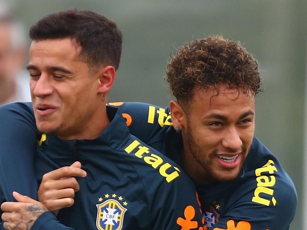 Coutinho Ingin Main Bareng Neymar, Mau Pindah ke PSG?