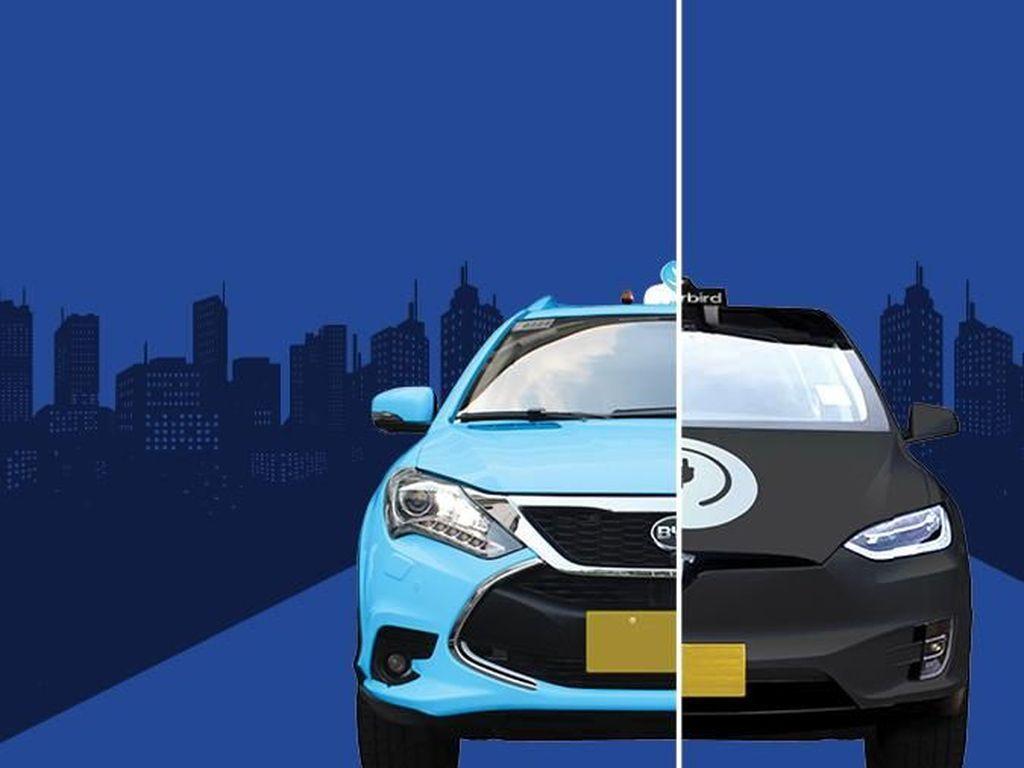 Fakta Taksi Listrik Pertama di RI