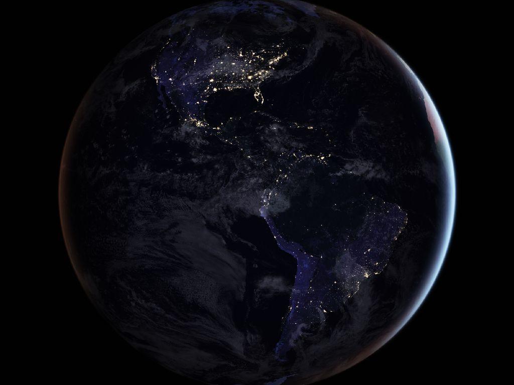 NASA Keluarkan Koleksi Foto Spektakuler Planet Bumi