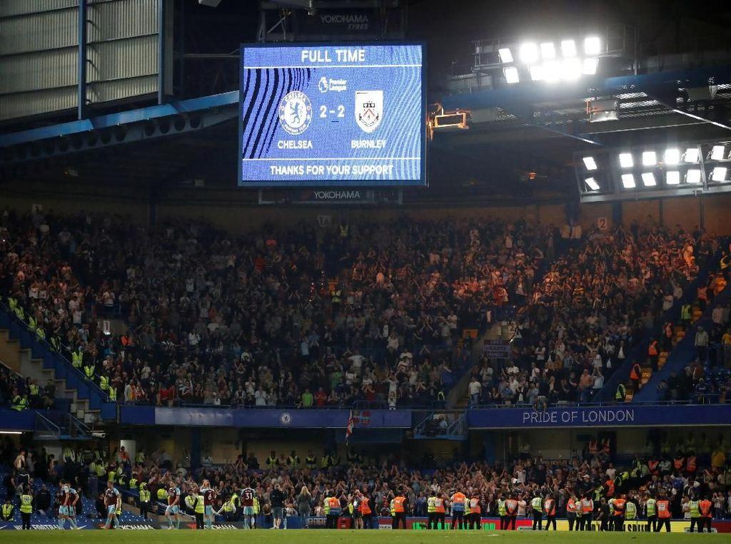 8 Fakta Usai Hasil Seri Chelsea Vs Burnley