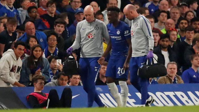 Callum Hudson-Odoi mengalami cedera dan harus mengakhiri musim lebih cepat (Foto: Andrew Boyers/Action Images via Reuters)