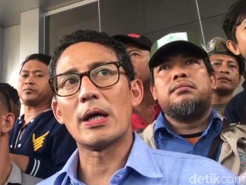 FPI Laporkan Pria di Makassar yang Diduga Hina Sandiaga