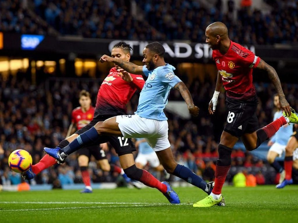 Head to Head Man United vs Man City