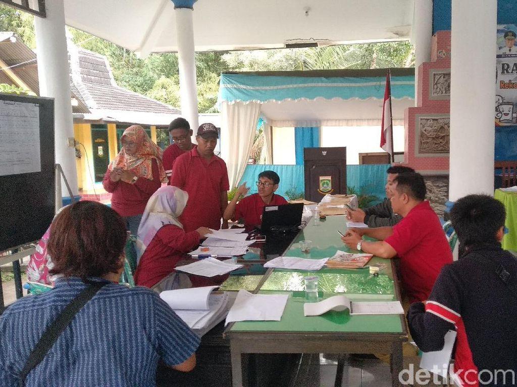 Salah Input Data, 56 TPS di Kabupaten Malang Gelar Hitung Ulang
