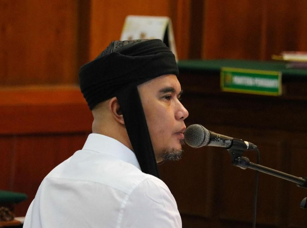 Jaksa Resmi Ajukan Kasasi Kasus Ujaran Kebencian Ahmad Dhani