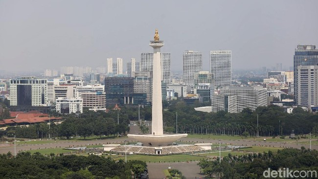 Jokowi Setuju Ibu Kota RI Pindah Ke Luar Jawa