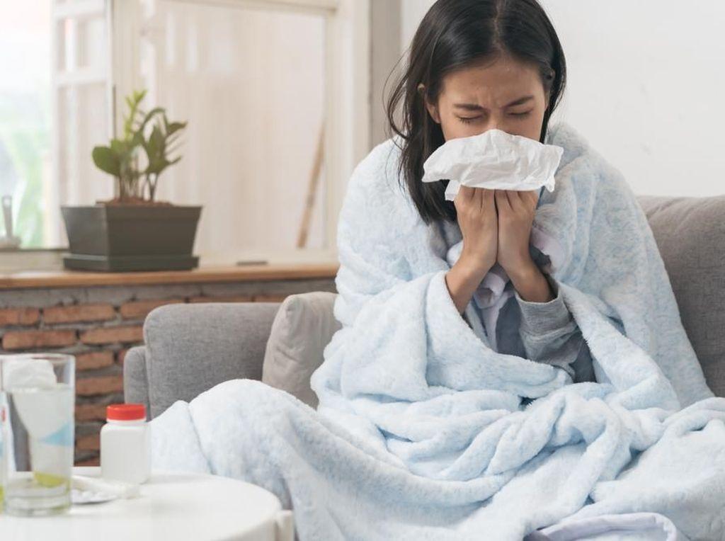 Ini Saran dari Dokter Saat Kamu Alami Flu