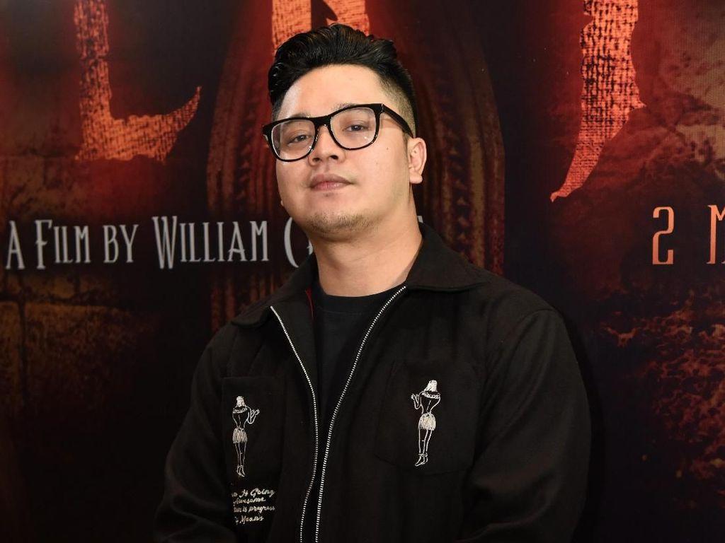 Main Film Horor, Berat Badan Derby Romero Naik-Turun 12 Kg