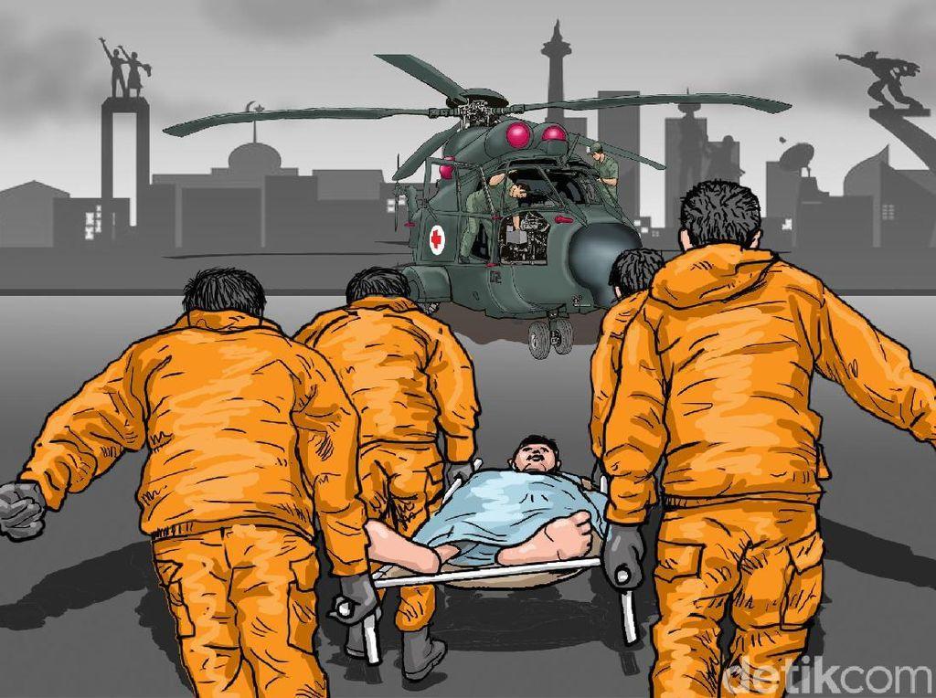 BPBD Cianjur Siagakan 1.832 Relawan Hadapi Ancaman Bencana