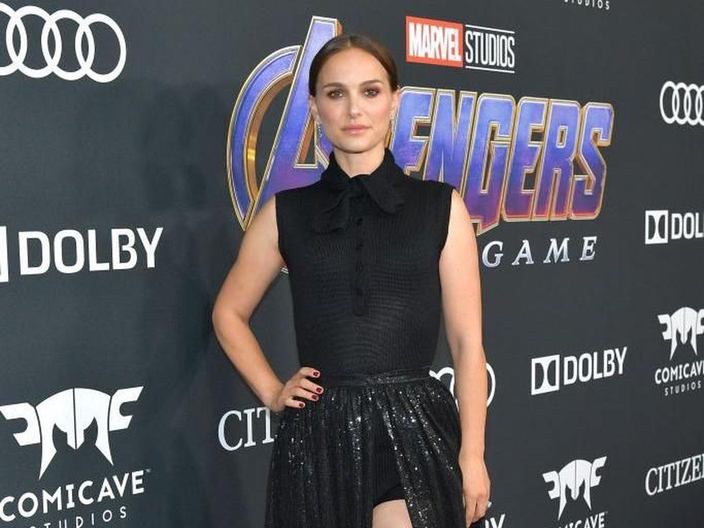 5 Fakta Natalie Portman yang Terpilih Jadi Pemeran Thor Wanita
