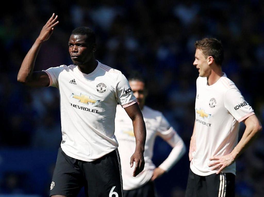 Menjamu Man City, Man United dalam Posisi Terburuk di Bursa Taruhan