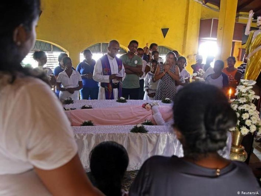 Sri Lanka Berkabung Nasional, Interpol Kirim Tenaga Ahli