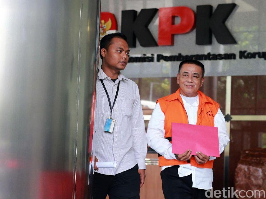 Pemeriksaan Lanjutan Kasus Jual-beli Jabatan di Klaten