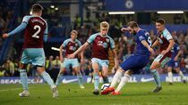 Ditahan Imbang Burnley, Chelsea Gagal Salip Spurs