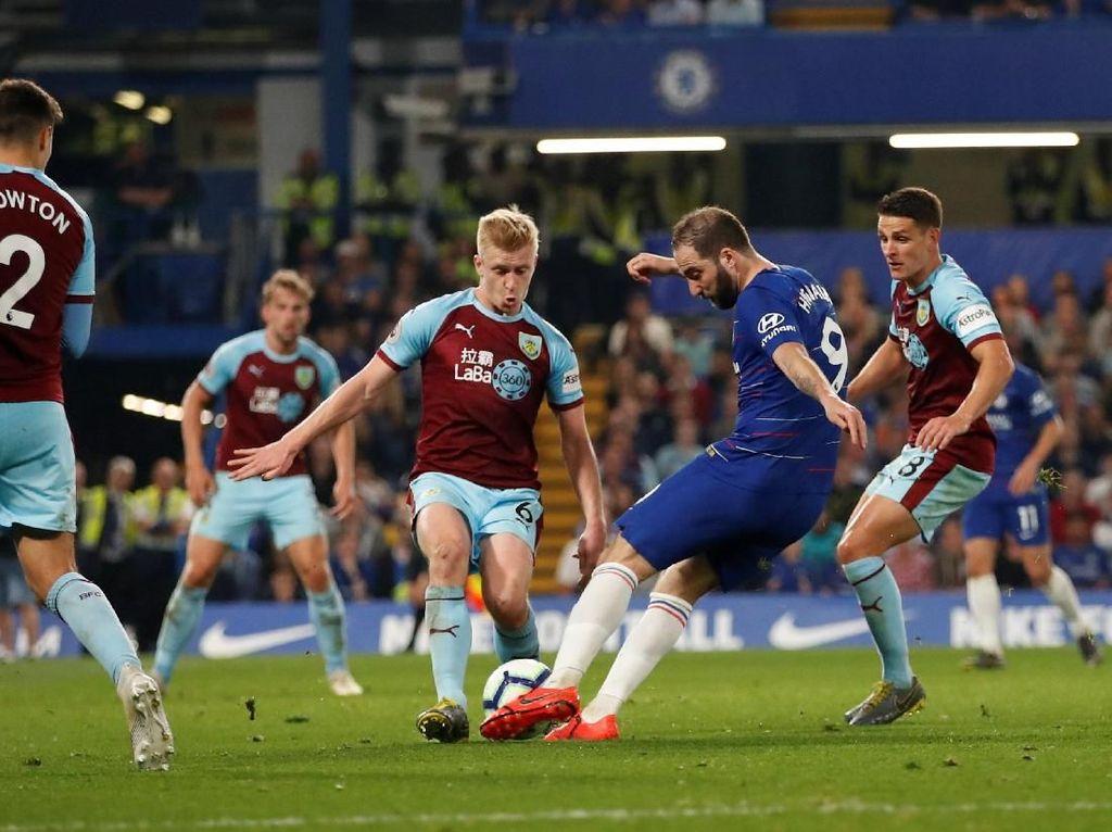 Chelsea: Misi Burnley Cuma Asal Tidak Kalah