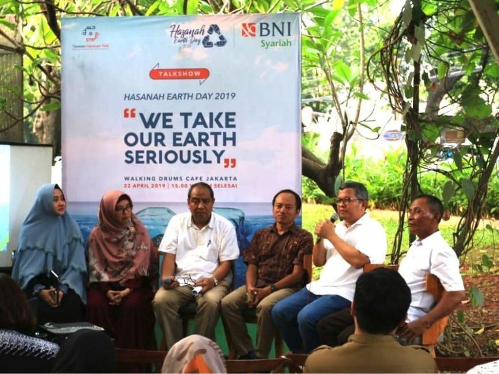 BNI Syariah Dukung UMKM Lakukan Green Activity